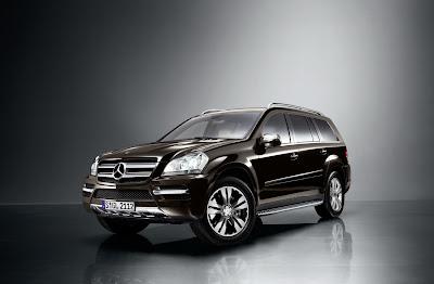 Mercedes-Benz GL-Class Carscoop