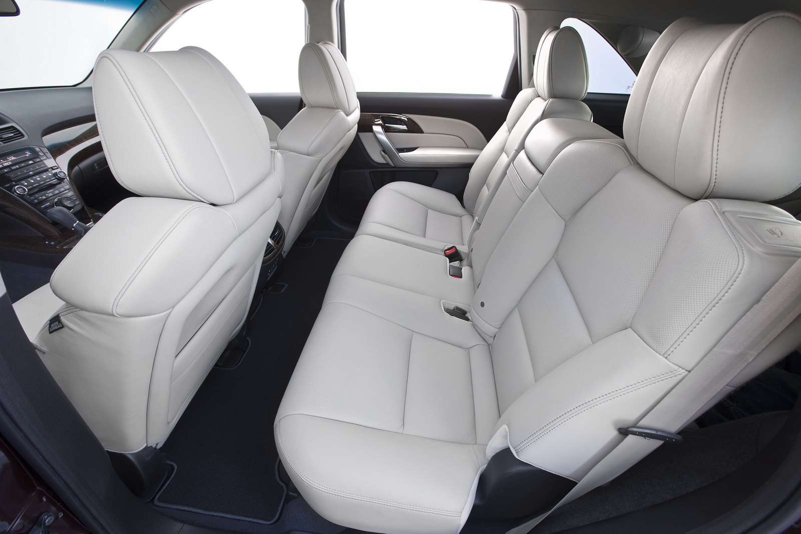 2010 Acura MDX 22 Mildly Facelifted 2010 Acura MDX Priced from $43,040 in the States