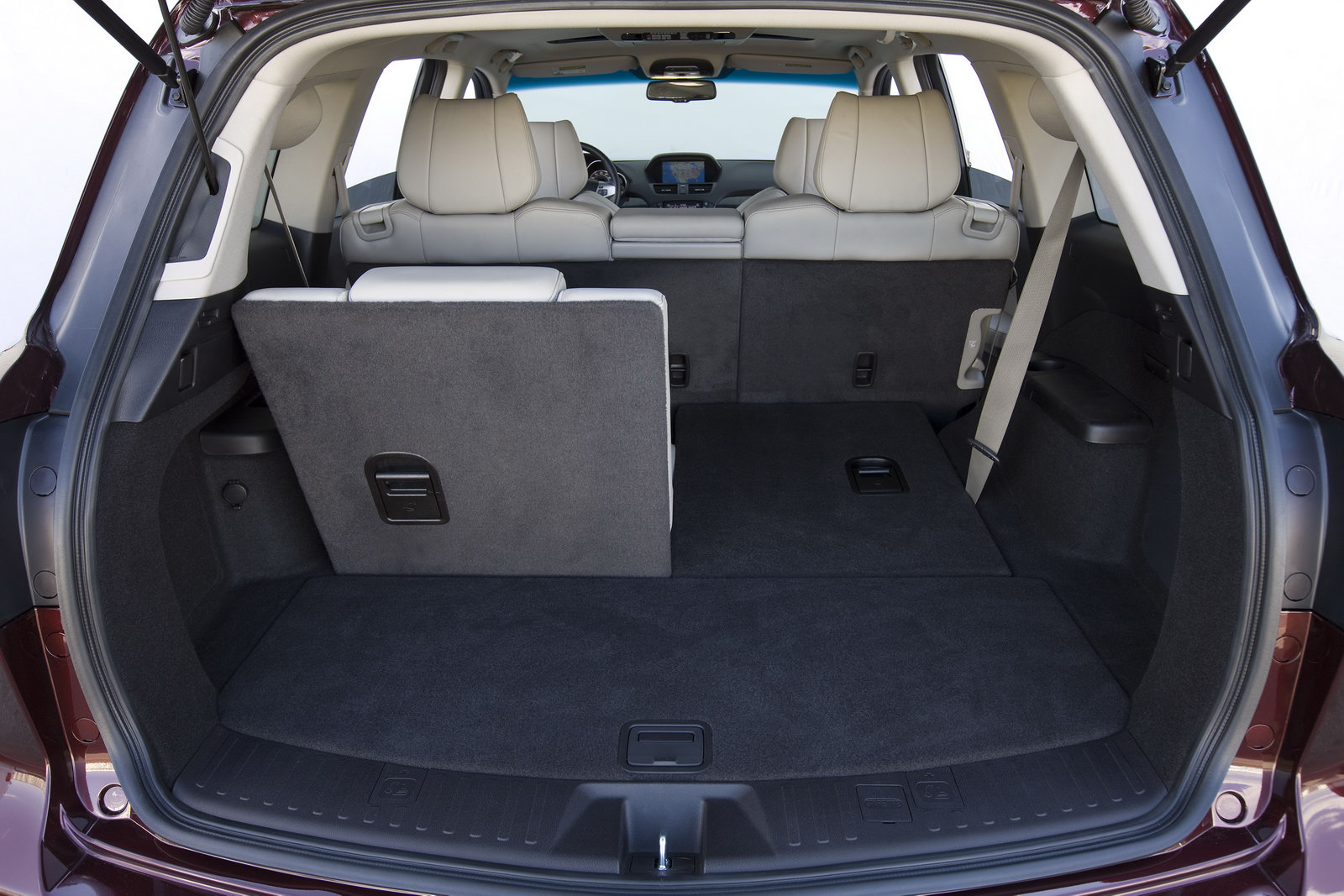 2010 Acura MDX 32 Mildly Facelifted 2010 Acura MDX Priced from $43,040 in the States