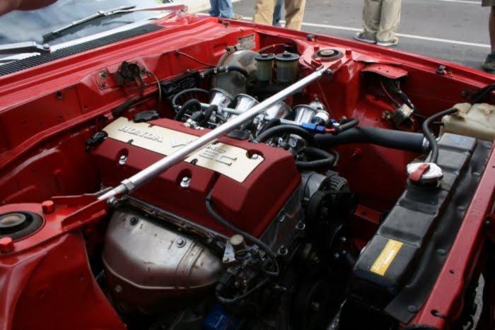 1977 Toyota Celica GT 2 Honda S2000 Powered 1977 Toyota Celica GT Coupe
