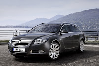 Vauxhall Insignia Sports Tourer 4x4 CDTi 18 Vauxhall Combines 160HP 2.0L Diesel with 4x4 System on Insignia Range   Photos