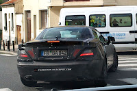 2011 Fastest  Mercedes-Benz SLK Roadster Reader Spy Shots