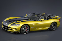 2010 Dodge Viper Dealer Special 2 Dodge Creates 50 Special Edition Vipers for VIP Dealers   Photos