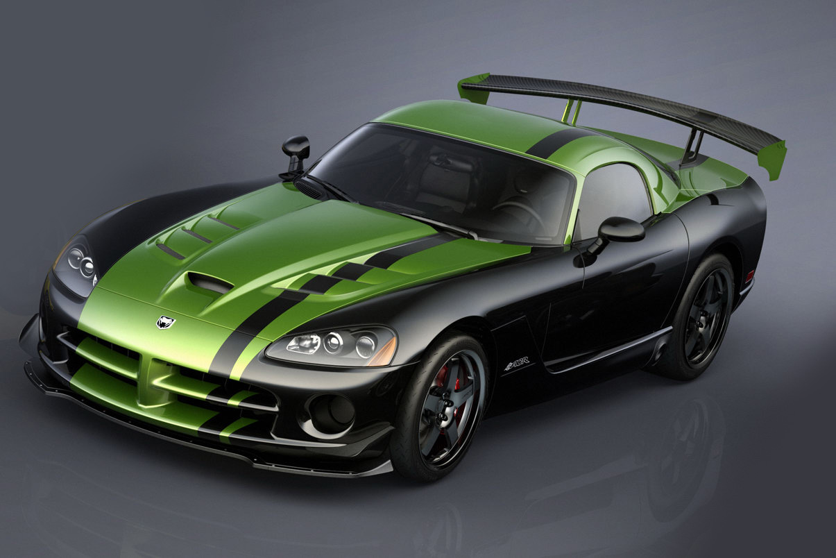 dodge creates 50 special edition vipers for vip dealers. Black Bedroom Furniture Sets. Home Design Ideas