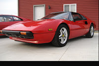 Ferrari 308 GTSi 6 Ferrari 308 GTSi Owner Swaps Maranellos V8 for Pontiac Fierros V6 Photos Videos