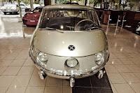 1960 Pininfarina X 3 One Off 1960 Pininfarina X Concept up for Sale Photos