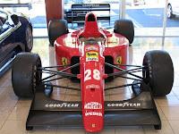 1991 Ferrari F1 Racer 1 Dealer Selling Jean Alesis Ferrari F1 Scuderia Tipo 642 Racer Photos Videos