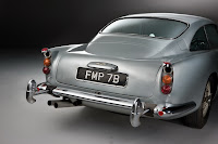 James Bond 1964 Aston Martin DB5 23 James Bonds Original 007 Aston Martin DB5 up for Sale Photos