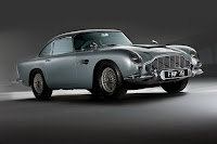 James Bond 1964 Aston Martin DB5 66 James Bonds Original 007 Aston Martin DB5 up for Sale Photos