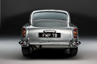 James Bond 1964 Aston Martin DB5 86 James Bonds Original 007 Aston Martin DB5 up for Sale Photos