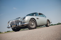 James Bond 1964 Aston Martin DB5 107 James Bonds Original 007 Aston Martin DB5 up for Sale Photos