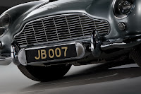 James Bond 1964 Aston Martin DB5 120 James Bonds Original 007 Aston Martin DB5 up for Sale Photos