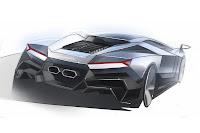 Lamborghini Cnossus Concept 5 Lamborghini Cnossus Concept Design  What do you Think Photos Videos