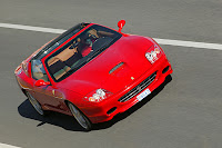 Ferrari 575 Superamerica 6 Ferrari Boss Announces 599 GTB Roadster Special   Photos