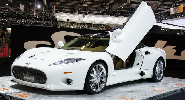 SpykerC8 Aileron 01 Spyker to Begin Selling Sports Cars at Saab Showrooms Photos