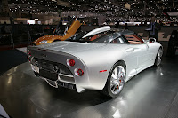 Spyker to Begin Selling Sports Cars at Saab Showrooms Photos