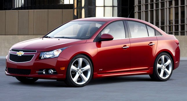 2011 Chevy Cruze 01 GM Prices 2011 Chevy Cruze from $16,995 Compares it with the Honda Civic Photos