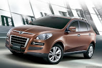 Taiwans First Car Brand Launches Luxgen7 SUV Could go on Sale in Europe Photos