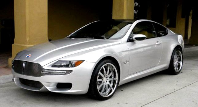 Fisker Latigo CS V10 Coachbuilt BMW M6 Found for Sale on eBay