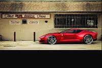 Ferrari 612 GTO Concept 2  Ferrari 612 GTO Design Concept by Sasha Selipanov   Photos