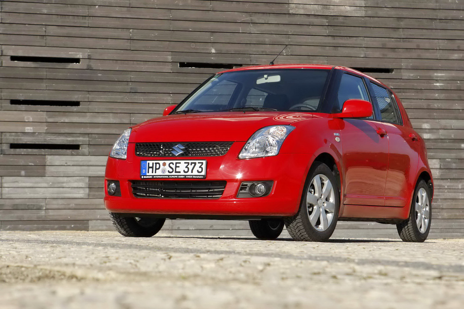 carscoop new suzuki swift breaks cover no really it 39 s a completely new model. Black Bedroom Furniture Sets. Home Design Ideas