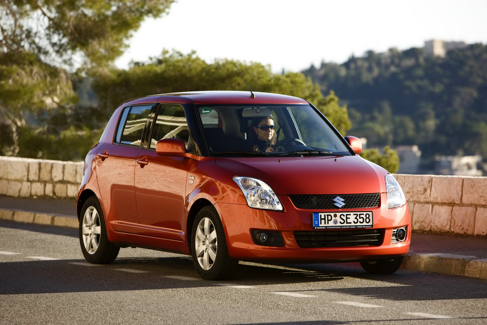 New Suzuki Swift Breaks Cover No Really It S A