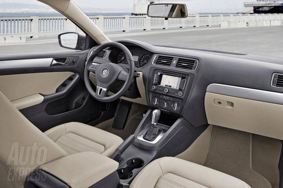 Toyota Crown 2016 Price In Usa >> 2011 Volkswagen Jetta Sedan Photos Leak Online
