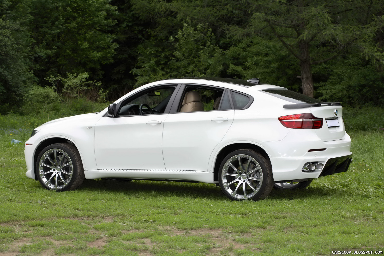 Russian Tuner Status Design Does The Bmw X6 Sav