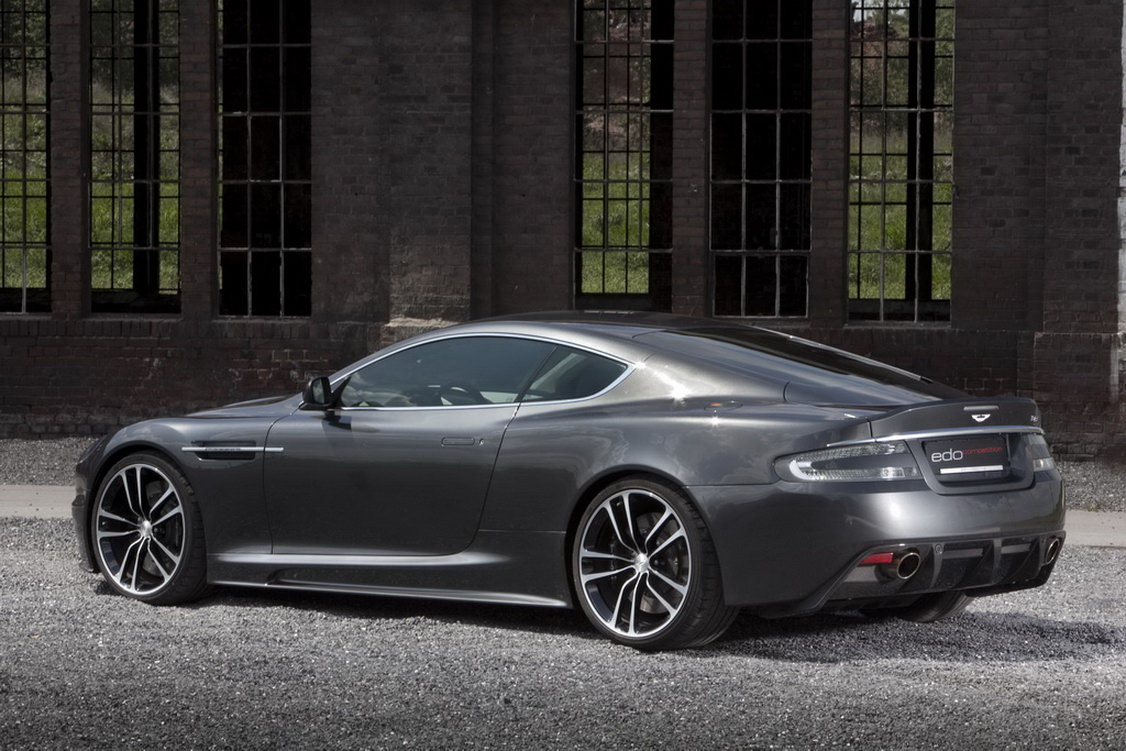 edo competition transforms aston martin db9 to dbs for. Black Bedroom Furniture Sets. Home Design Ideas
