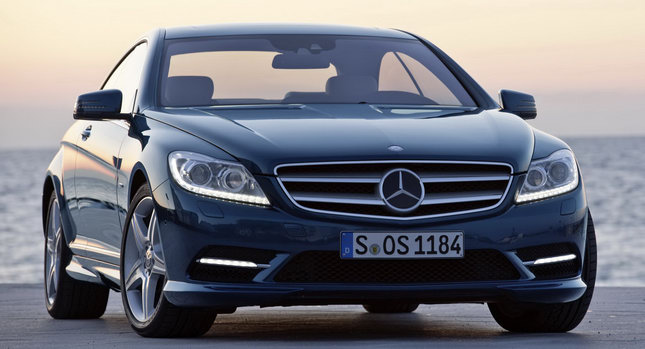 Luxury 2011 Mercedes-Benz CL-Class Facelift