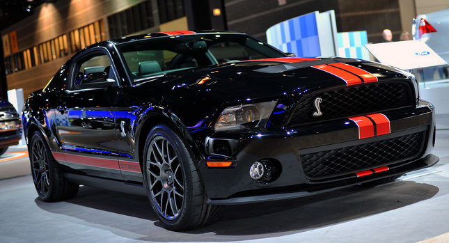 Luxury 2011 Ford Shelby GT500