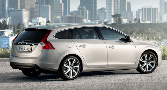 Revealed ahead of its Paris Motor Show debut, the all-new Volvo V60 is the