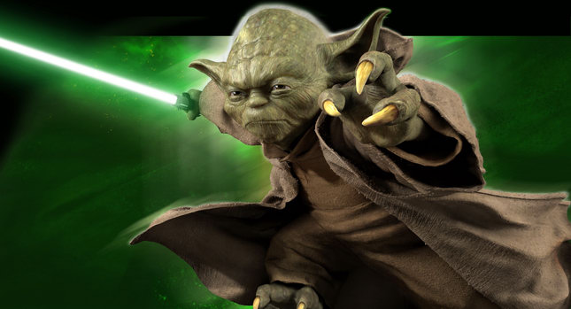 master yoda vs darth - photo #36