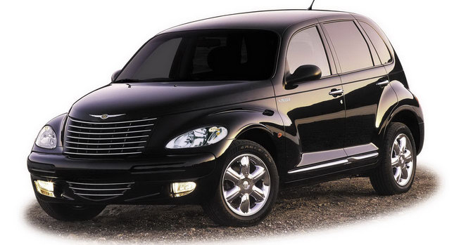 Chrysler Pt Cruiser. the PT Cruiser,