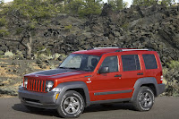 Jeep Liberty Ford and Chrysler Group Recalling Certain Models