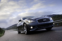 Infiniti Announces 2011MY Lineup New Models and Upgrades