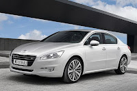2011 Peugeot 508 2 New Peugeot 508 Sedan and SW First Official Photos