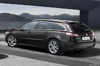 2011 Peugeot 508 2 New Peugeot 508 Officially Unveiled gets HYbrid4 Variant with 200HP and AWD