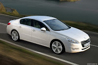 2011 Peugeot 508 8 New Peugeot 508 Officially Unveiled gets HYbrid4 Variant with 200HP and AWD