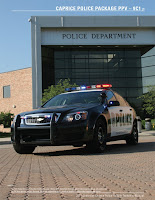 2011 Chevrolet Caprice PPV Manual 2 2011 Chevy Caprice PPV gets Stealthy Detective Package