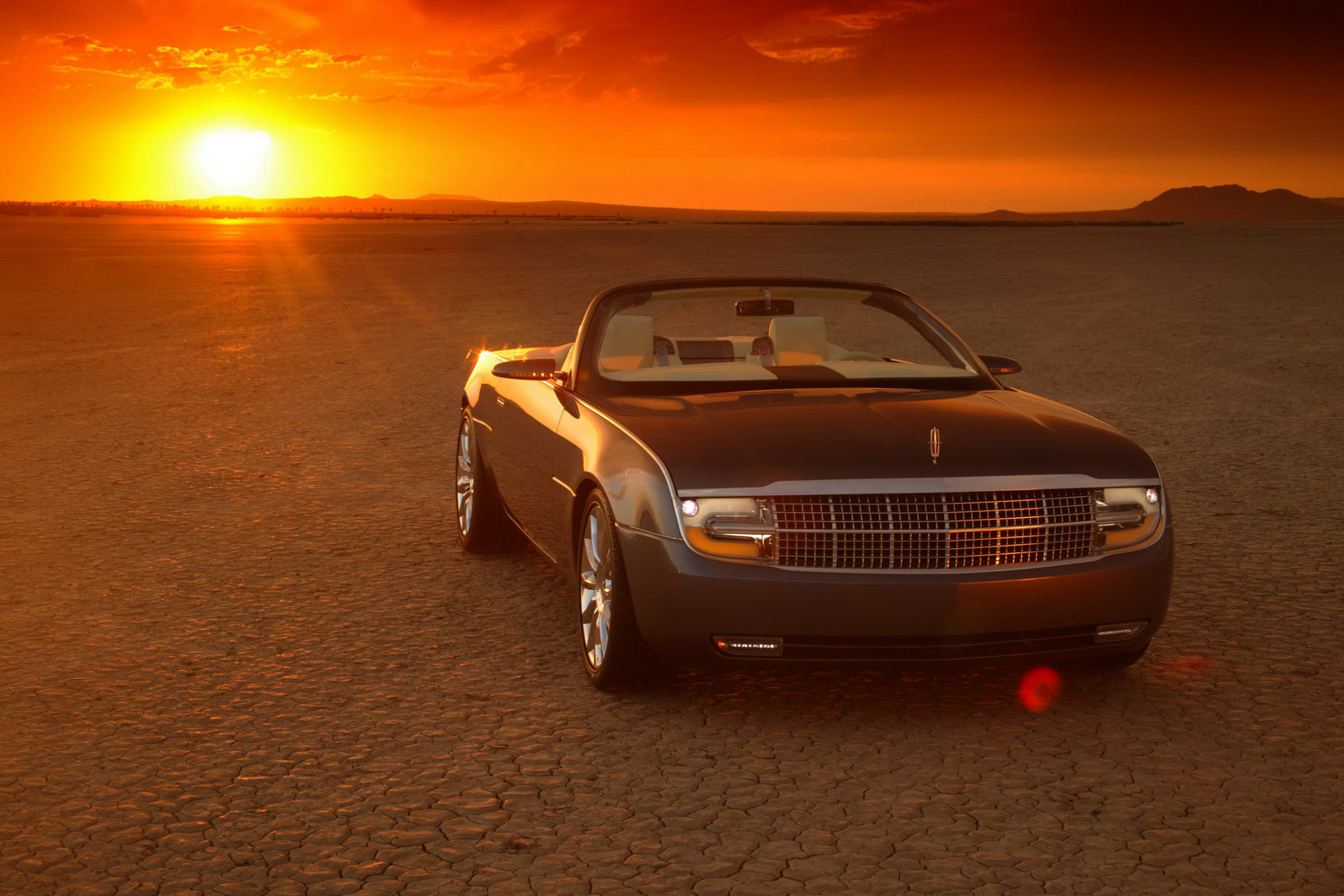 2010 lincoln mk9 concept car pictures