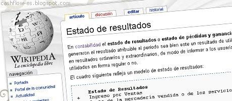 Cash flow el juego estado de resultados en la wikipedia for Juego de mesa cash flow