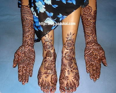 Beautiful Hand and feet Arabic Mehndi, Henna Designs photos