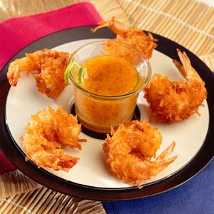 Coconut Shrimp With Sweet Chili Mayo Recipes — Dishmaps