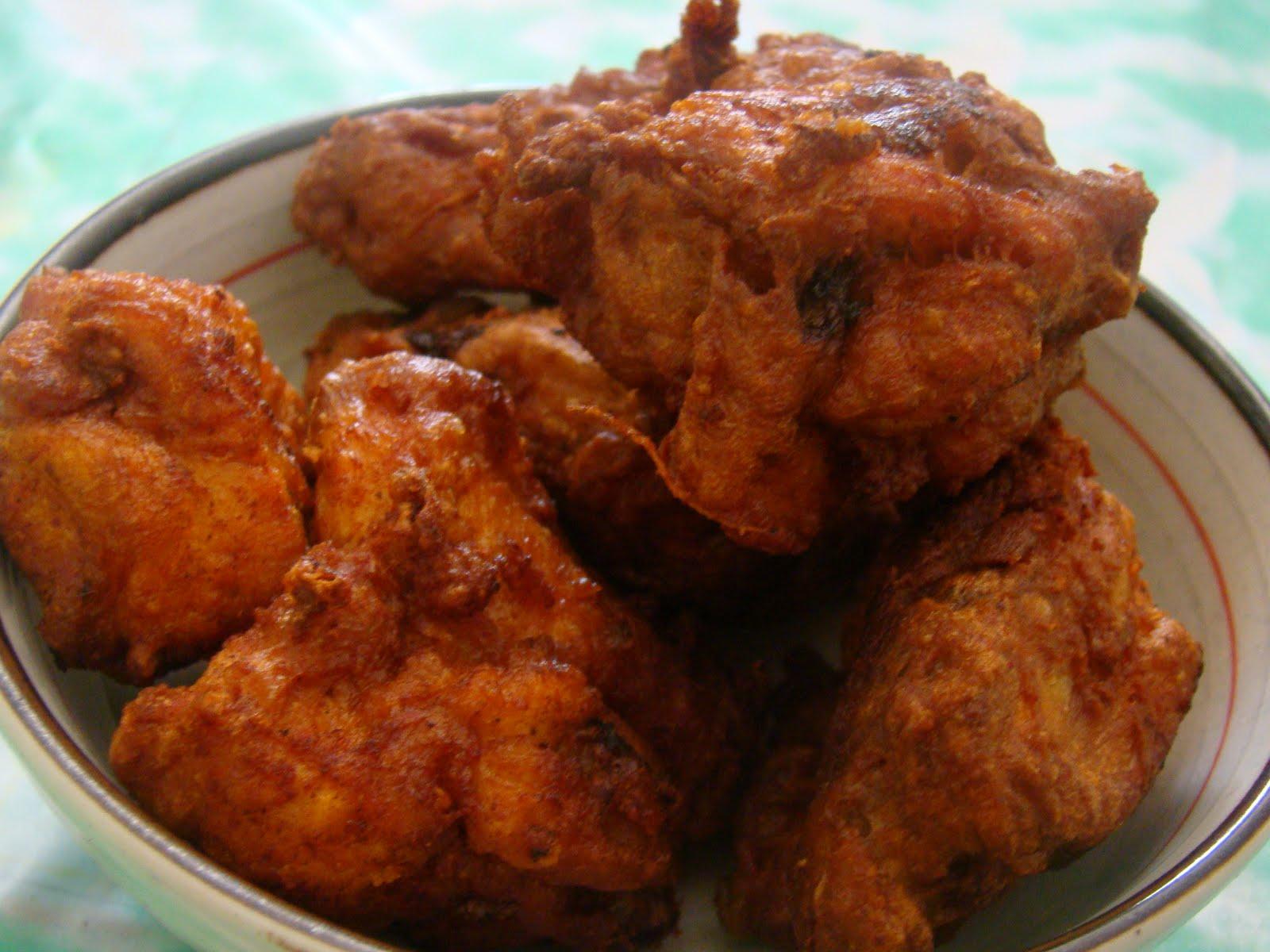 Resipi - Ayam goreng rangup ala Mamak ^__^