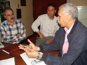 Discusión sobre la Reforma Constitucional