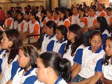 Graduandos de Tinaquillo celebraron activdades preliminares