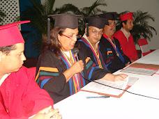 Autoridades presidieron entrega de Doctorado a Lanz Rodríguez