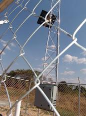Estación Climática fue instalada en la UNELLEZ