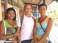 Nuestras estudiantes